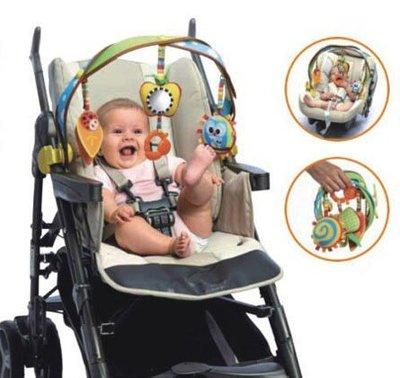 Tiny Love智愛 嬰兒車音樂玩具-森林地