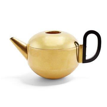 Luxury Life【預購】Tom Dixon Tea Pot Form 系列 阿拉丁 金色茶壺