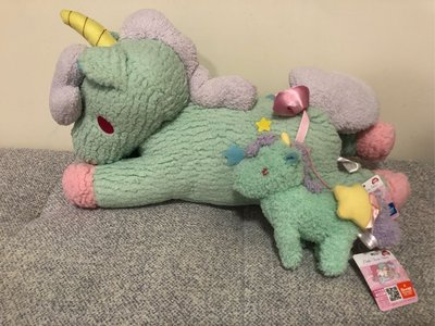 Japan little twin stars unicorn 獨角獸大公仔set 絕版