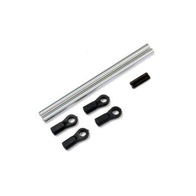 創億RC MA335 Lateral Rod Set (MAD Crusher)
