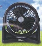 【通訊達人】羅蜜歐9吋渦輪循環扇 EF-9453 渦輪式風流設計,超大風量