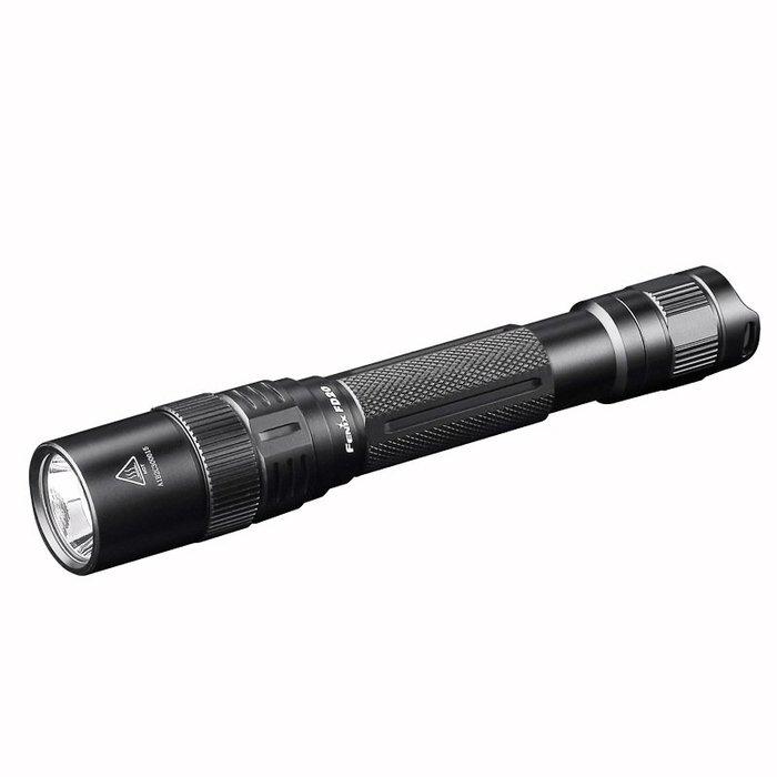 〖洋碼頭〗Fenix菲尼克斯FD20新型360度旋轉調焦手電筒戶外強光防水便攜 K322