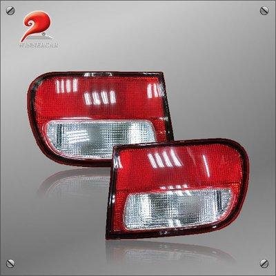 【驚爆市場價 我最便宜】K6 3D 4D 紅白後燈組