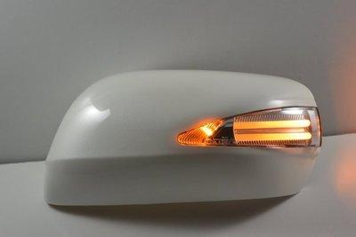 金強車業 HONDA FIT 2007 改裝後視鏡殼(晶鑽銀700M)  雙功能側燈 小燈 方向燈 電折組
