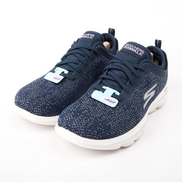 Skechers 女 健走 GO WALK EVOLUTION 女 慢跑鞋 15736NVW  現貨