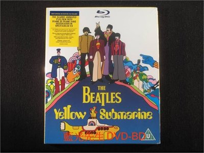 [藍光BD] - 披頭四 : 黃色潛水艇 The Beatles : Yellow Submarine - 全新4K數位化電影修復技術製作