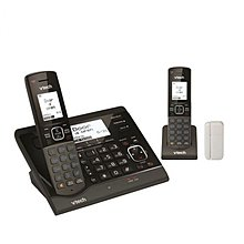 Vtech數碼室內無線電話雙子機組合連Vsmart無線家居監控