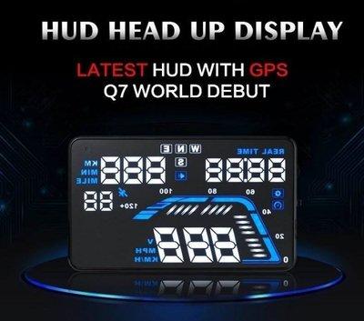 中壢【阿勇的店】GPS HUD 抬頭顯示器5.5吋高清螢幕 COROLLA ALTIS 11代 VIOS CAMRY