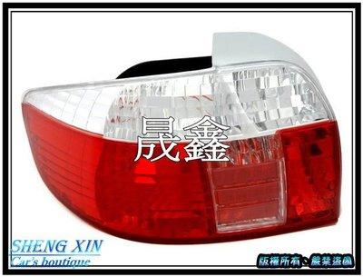 《晟鑫》全新 豐田 VIOS 小改款 原廠型 紅白 晶鑽 2006 2007 2008 2009年 尾燈 一邊價格