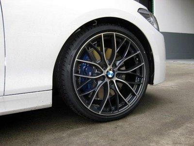 ✽顯閣商行✽BMW 德國原廠 M Performance F22/F22 LCI 405M 19吋 鍛造輕量化鋁圈 輪圈