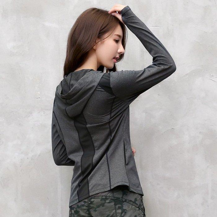 女,運動外套,夏季,韓版  輕薄外套,連帽外套,防曬,透氣,吸濕排汗,腰身,顯瘦 #C08-5115
