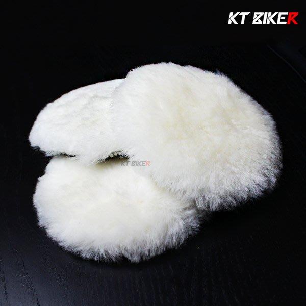 KT BIKER_兔毛盤 五吋 平面黏扣式 拋光用 拋光棉 氣動機 下蠟棉 汽車美容【CWT041】