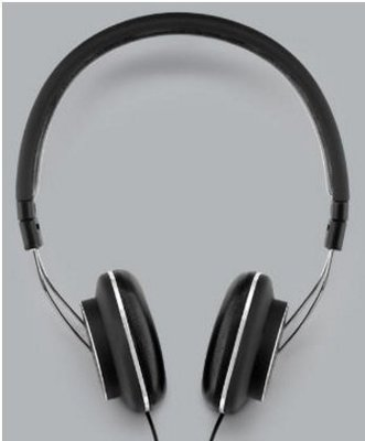 【富豪音響】B&W P3s2 (P3新款)耳罩耳機(黑色)iPod/iPhone/iPAD 皇佳公司貨 現場試聽