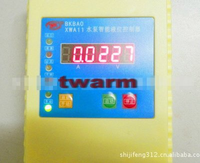 《德源科技》r)SJF-998單相水泵全自動智能液位控制器/水位液位壓力控制器