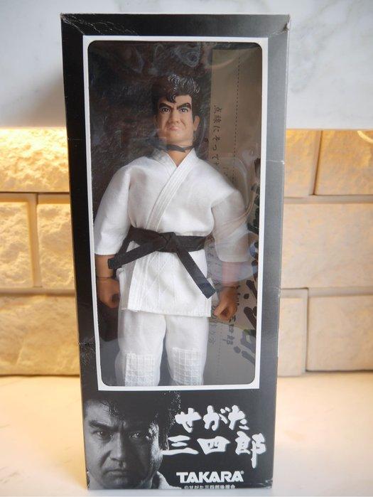 世嘉三四郎 藤岡弘 本鄉猛 假面騎士一號 12吋人形