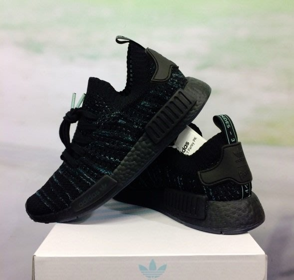 【RS只賣正品】adidas Originals NMD_R1 PK AQ0943 STLT Parley 慢跑鞋 編織
