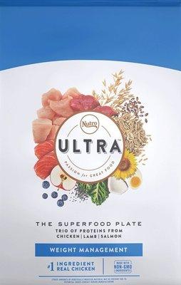 【飼料倉庫】美國美士大地極品 Ultra 低卡輕食配方30磅 13.61公斤