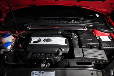 《大台北》億成汽車底盤精品改裝-SUMMIT-前上拉桿 VOLKSWAGEN 福斯 GOLF Scirocco