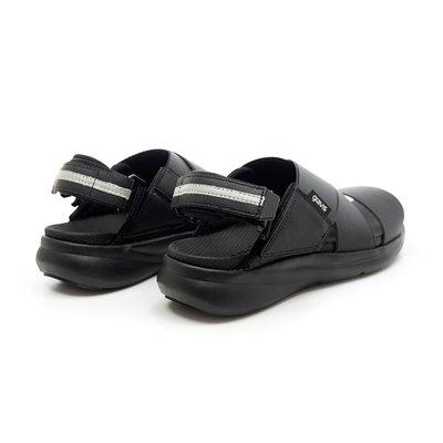 (A.B.E)GRAVIS POWWOW 72010 BKMO 涼拖潮鞋