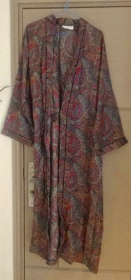 澳洲名牌【Diamond Cut】lingerie 長袍睡衣,男女合用,澳洲製造 Made in Australia