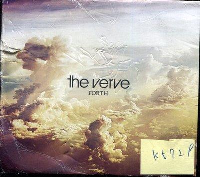 *真音樂* THE VERVE / FORTH 歐版 二手 K5729 (外包破)(清倉.下標賣1)