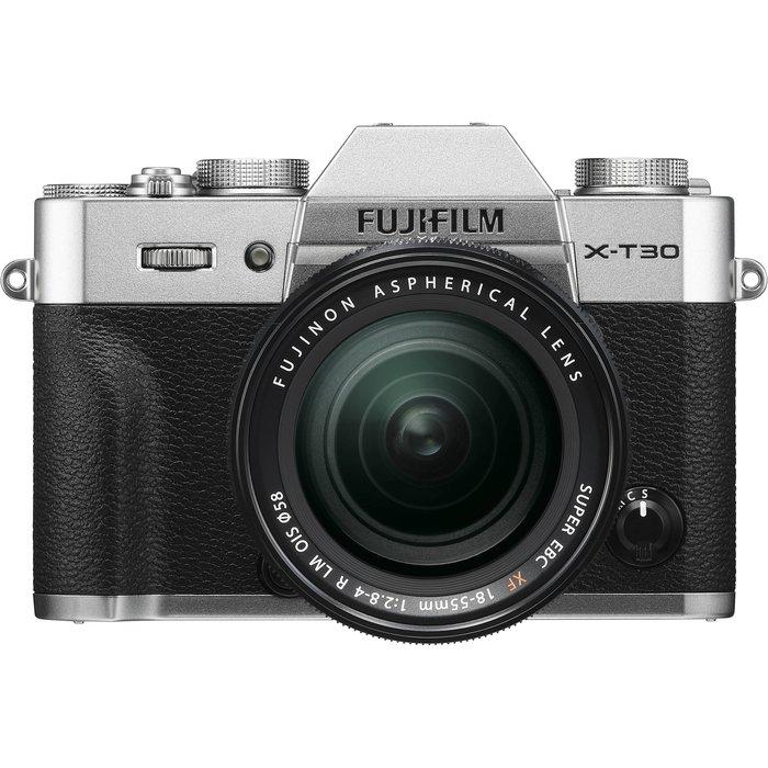 【eWhat億華】富士 Fujifilm X-T30 XT30 搭 XF 18-55MM 單鏡組 類 XT2 XT20 平輸 繁中 銀色 【2】