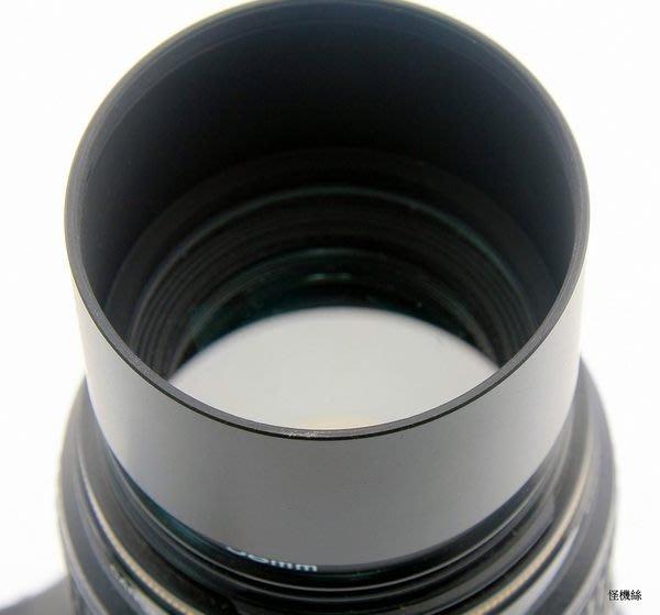 長焦金屬遮光罩82mm 直筒式羅口金屬遮光罩中長焦鏡頭用49mm~82mm 均一價
