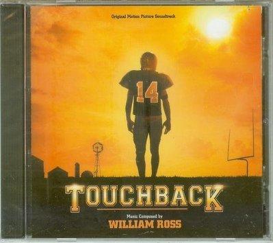 """達陣(Touchback)""- William Ross(19),全新美版"