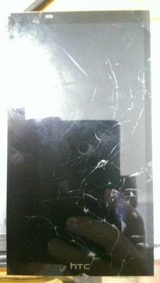 [螢幕破裂] 台南專業 HTC desire 816 玻璃 面板 液晶總成 更換 現場快速 手機維修 台南市
