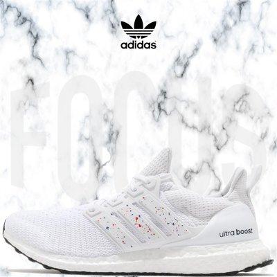 【FOCUS】全新 ADIDAS ULTRABOOST DNA TPE 白色 潑墨 台北 城市限定 男女鞋 FZ4862