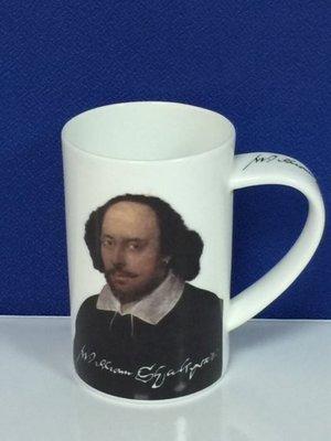 LONDON POTTERY 馬克杯(莎士比亞 Shakespeare)british heritage series