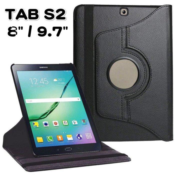 Samsung Tab A E S2 S3 T810 T560 T550 T510 T580旋轉平版皮套 掀蓋自動休眠
