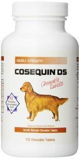 (2罐以上免運)美國NUTRAMAX原廠進口每均公司貨COSEQUIN DS 132顆口嚼錠