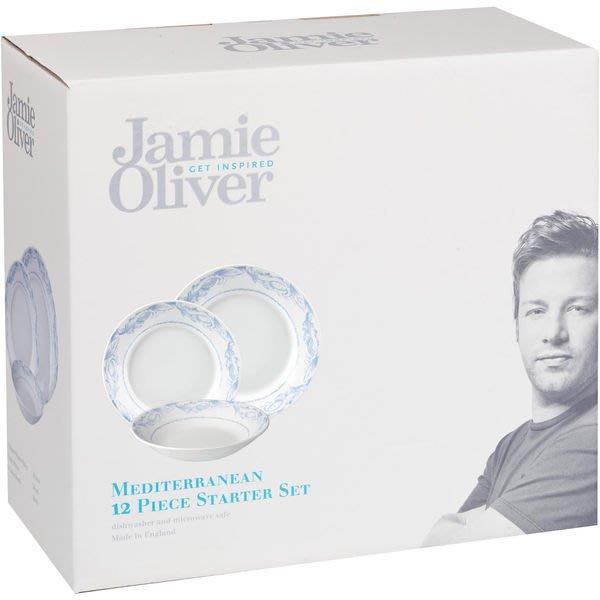 英國原裝進口百年品牌邱吉爾第12件套組/結婚入厝送禮傑米奧利佛Jamie Oliver【 蘇菲亞精品傢飾】
