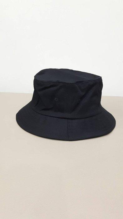 全新商品 No brand 黑色 素面 漁夫帽