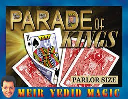 Parade of Kings/Jacks/Queens (Parlor Size)