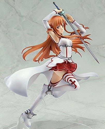 AQI BUY 刀劍神域 SAO 血盟騎士團 亞絲娜 (結城明日奈) 1/8 公仔 玩具 模型 擺飾 日本正版