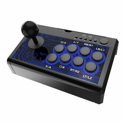 【kiho金紘】 DOBE 七合一 格鬥搖桿街機 安卓手機 PC PS4 Switch XBox One 360