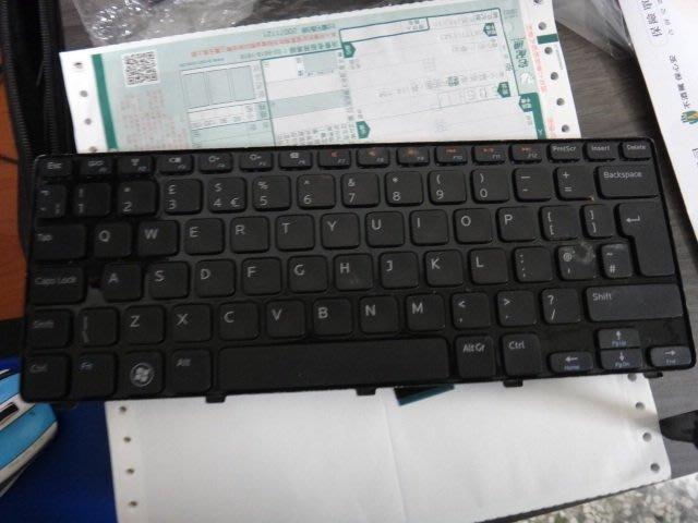DELL 英文鍵盤 Inspiron 10z 1120 M101z DP N CH~0KV