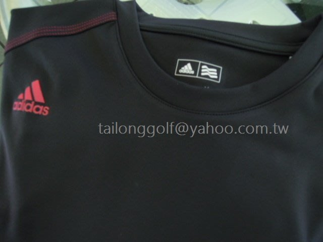 全新 adidas Golf 長袖 內搭衣 全新升級的puremotion織料科技
