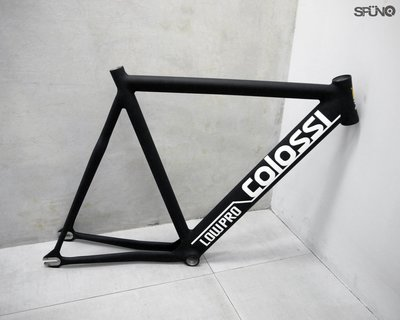 [Spun Shop] Colossi Low Pro Limited Track Frame 車架