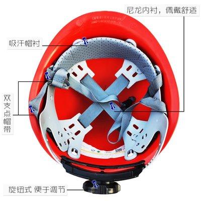 安全帽玻璃鋼安全帽工地施工建筑工程領導電工防護勞保防砸頭盔免費印字