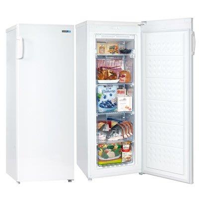【免卡分期】SAMPO 聲寶 170公升直立無霜冷凍櫃 SRF-170F 白色非三洋