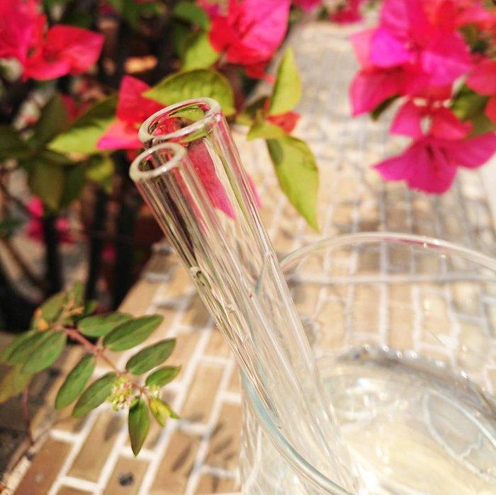 【現貨】頂級斜口手搖杯專用玻璃吸管7件組   環保愛地球 重複使用 波霸奶茶吸管 環保吸管