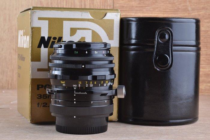 【品光數位】NIKON Nikkor PC 35mm F2.8 移軸 手動 EI#40765A