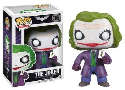 Jame's Room#Funko POP 蝙蝠俠黑暗騎士Batman 36# 小丑