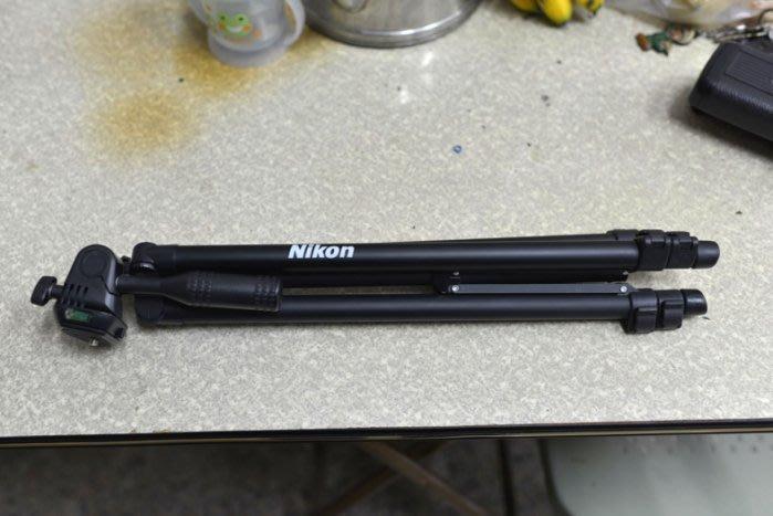 二手漂亮自拍腳架 自拍神器 Nikon 原廠三腳架