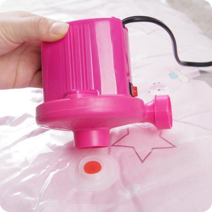 真空壓縮袋專用抽氣電動泵氣墊床充氣泵 真空收納袋抽氣泵