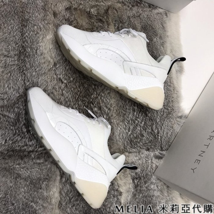 Melia 米莉亞代購 商城特價 數量有限 每日更新 19ss STELLA McCARTNEY 鬆糕鞋 明星款 白色