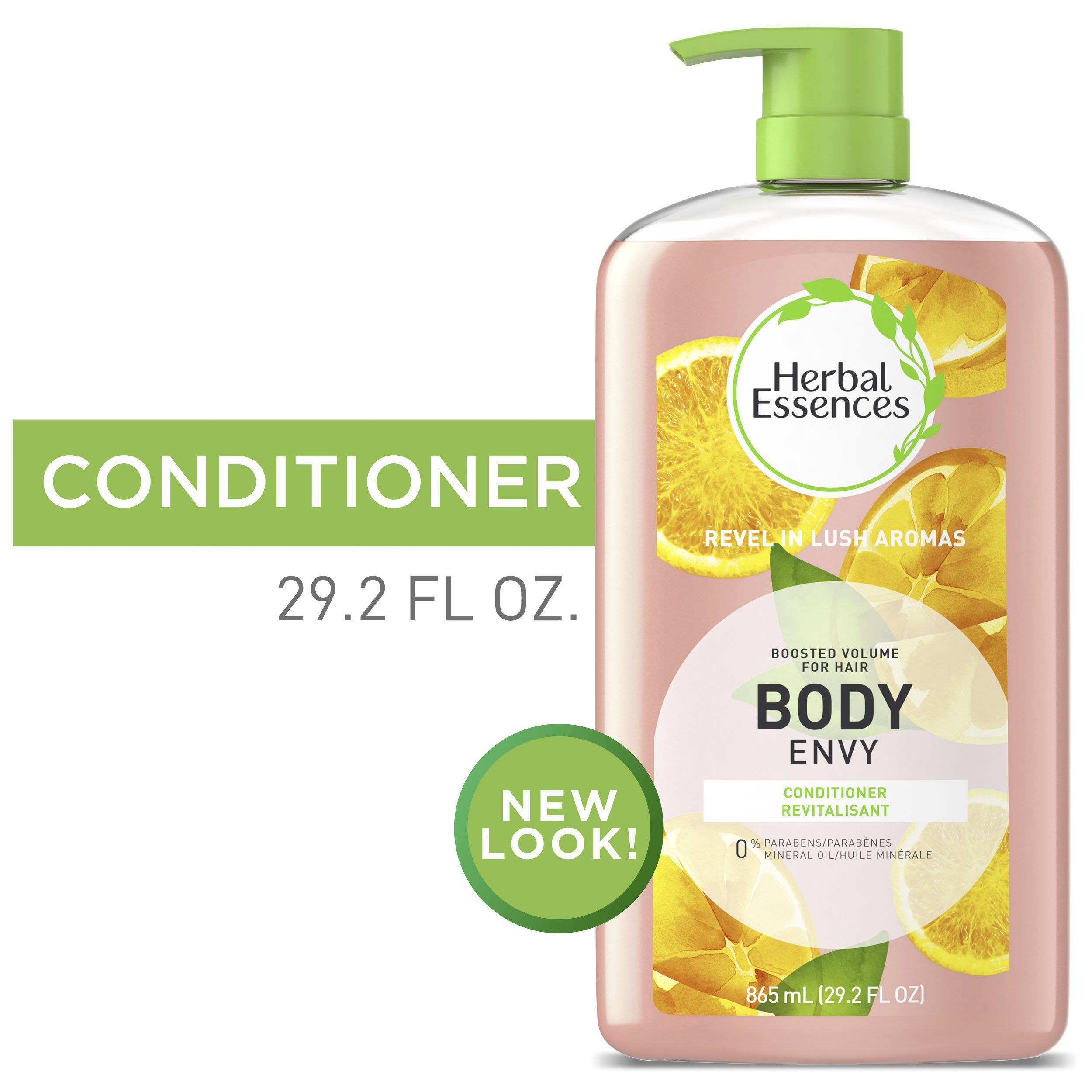 Herbal Essences | 草本精華Body Envy Volume 豐盈潤髮乳 柑橘 865ml